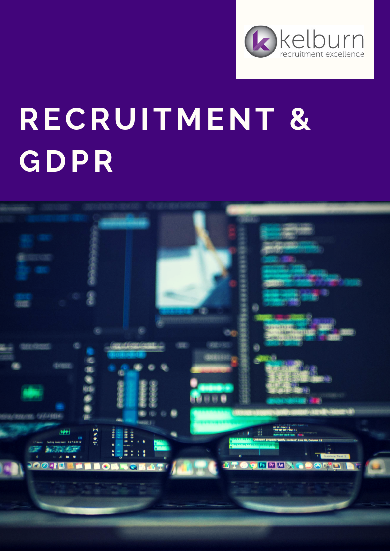 Recruitment and GDPR