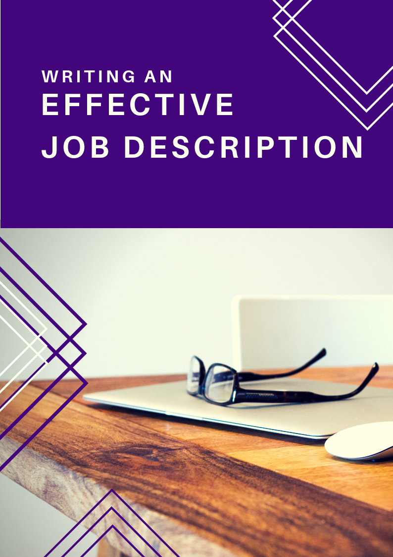 Writing an effective job description